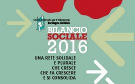 Copertina Bilancio sociale 2016