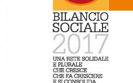 Copertina Bilancio sociale 2017